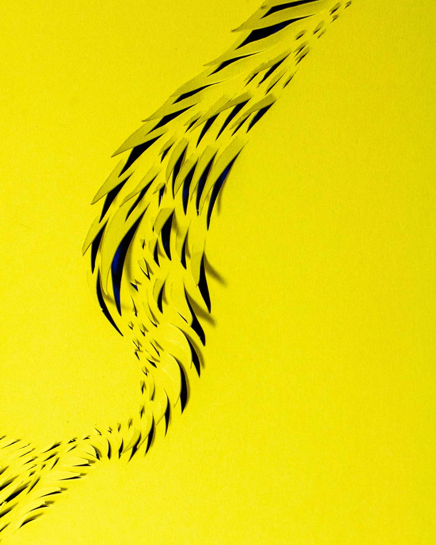 Papercuttings_yellow_2_sanneneuteboomjpg