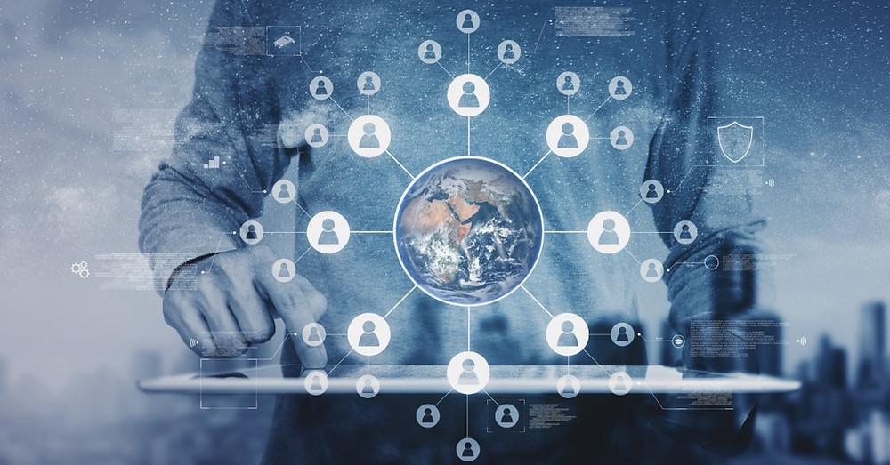online user engagement concept