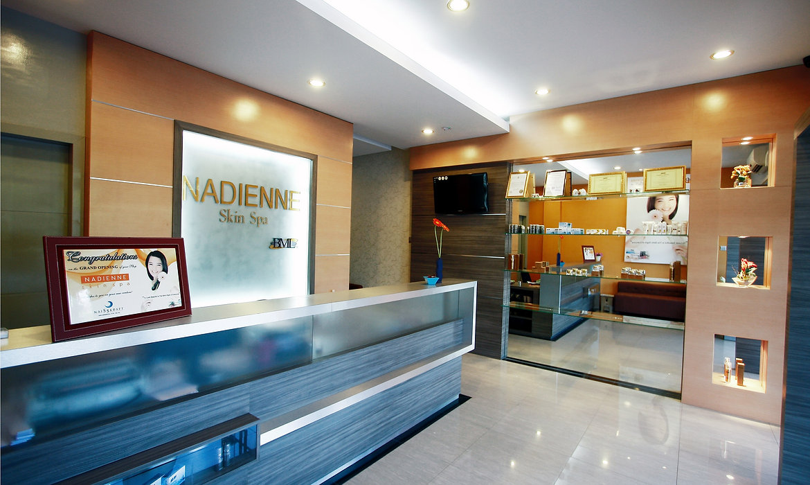 Facial and Spa | Kota Batam | Nadienne Skin Spa