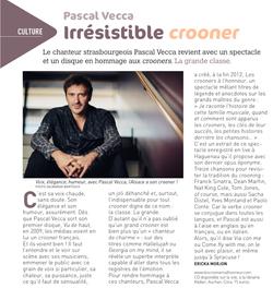 Article Strasbourg Magazine avr-mai 2014