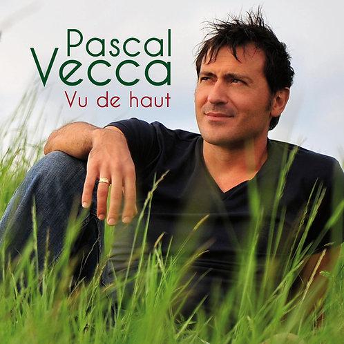 Vu de haut - Pascal VECCA (CD)
