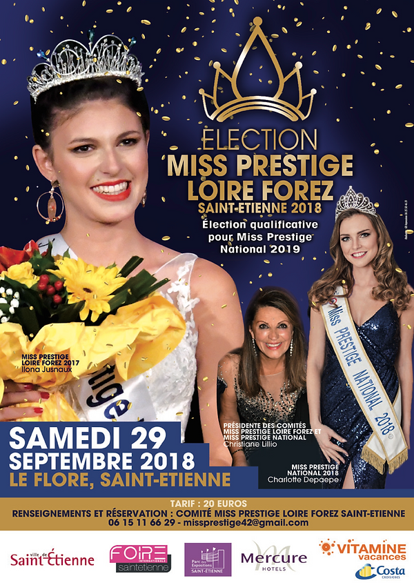ELection Miss Prestige Loire 2018 - copi
