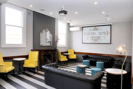 Stirling Arms Hotel Lounge Bar