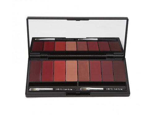 Paris Berlin Lippenstift-Palette Warm