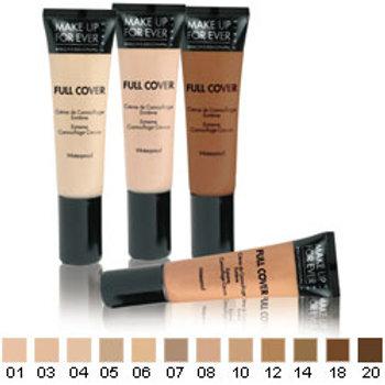 Make Up For Ever MUFE Full Cover 15ml (V)
