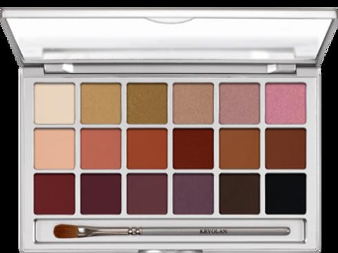 Kryolan Eyeshadow Variety V6 18 farben