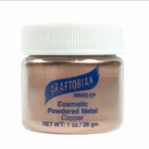 Graftobian Cosmetic Powdered Metals Bronze