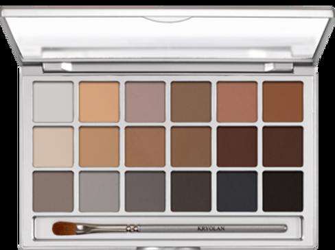 Kryolan Eyeshadow Variety V3 18 Farben