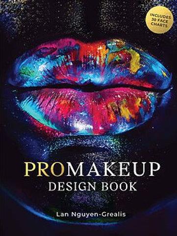 Pro Make up Design Book