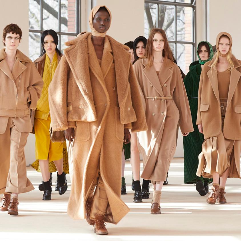 Fashion week Workshop Milano Februar 2022