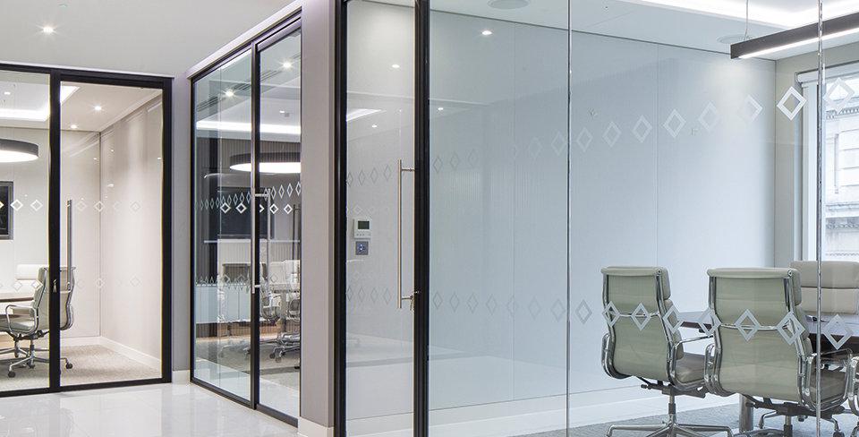 CARVART Glass Walls