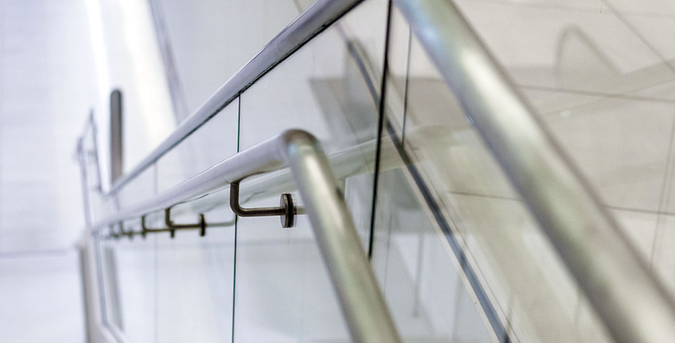 CARVART Glass Railings