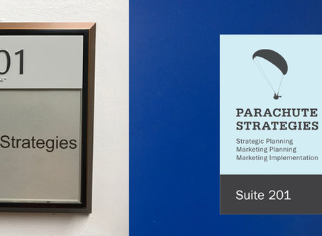 Parachute Strategies Takes a Leap! Check Out Our New Office