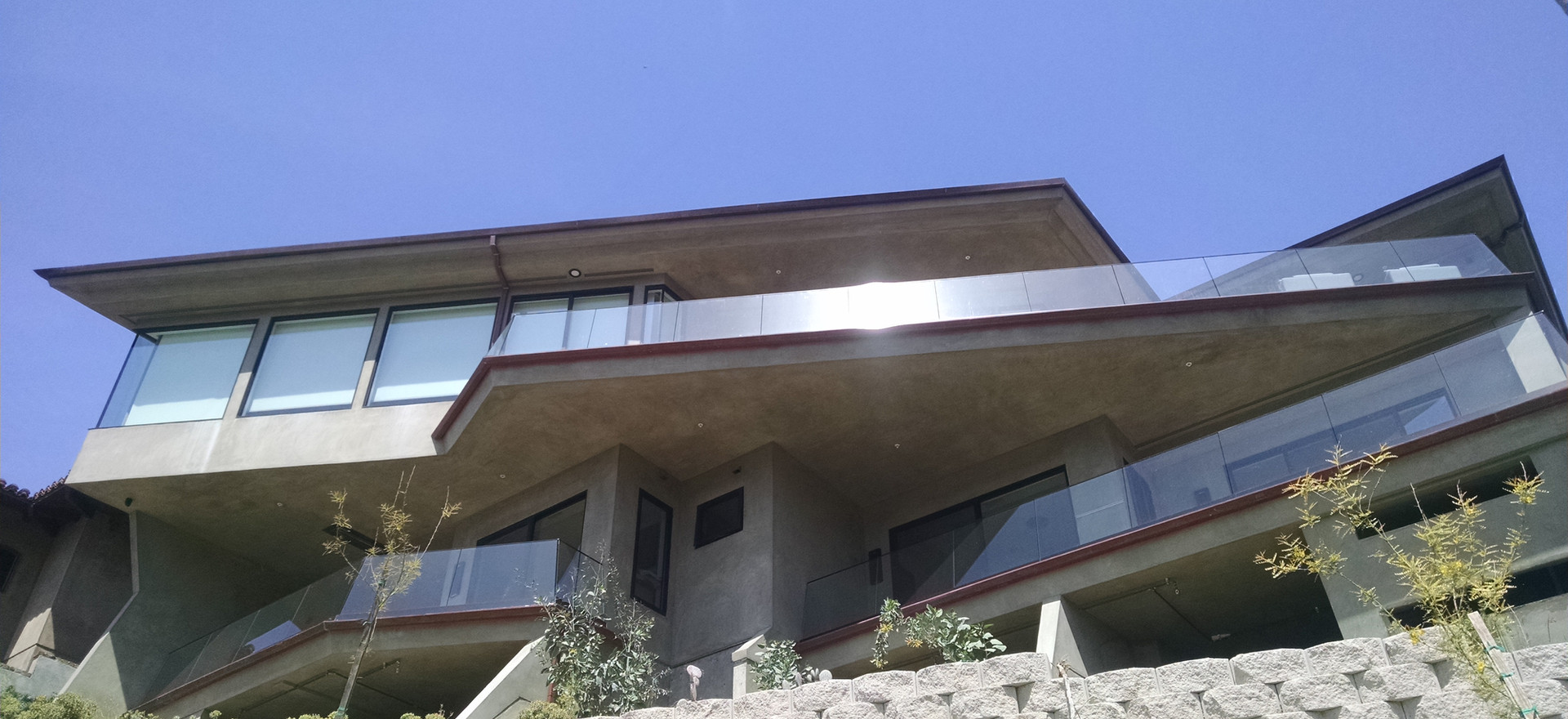 Contemporary Hill Side
