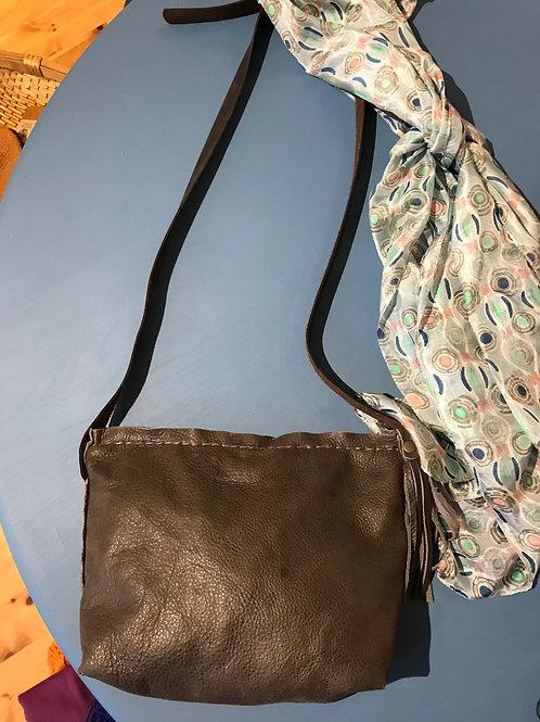 Turkish leather bag