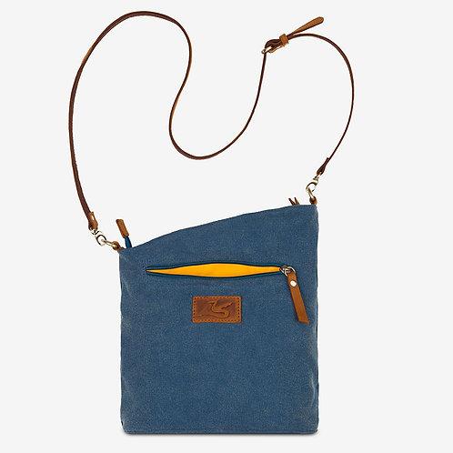 Robin shoulder bag (blue)