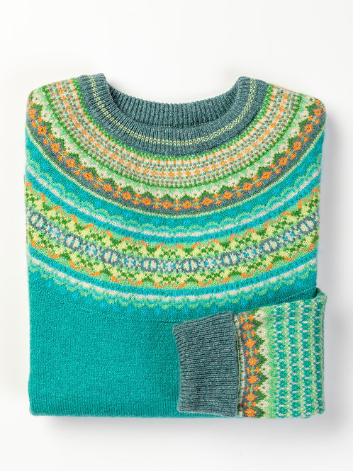 Alpine Sweater (Lillypad)