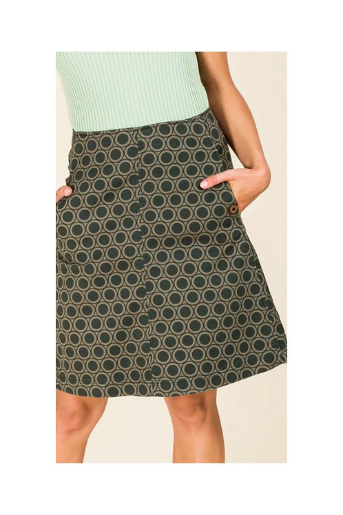 Shape Of Things To Come Skirt by 4FF