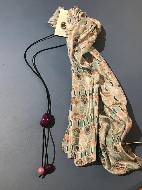 La Tagua Manufactura necklace