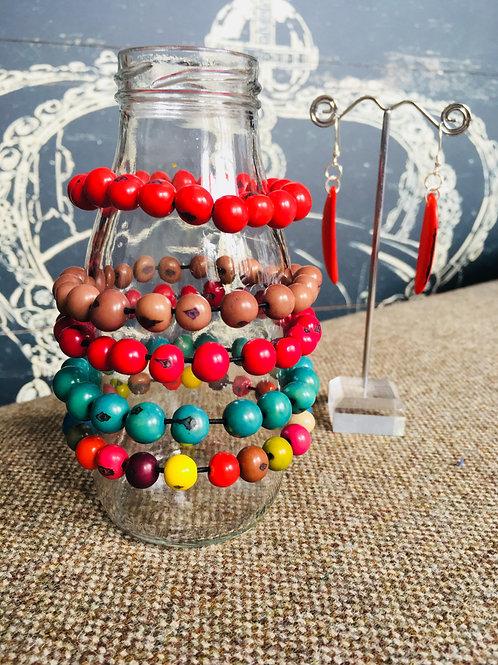 La Tagua Manufactura bracelets
