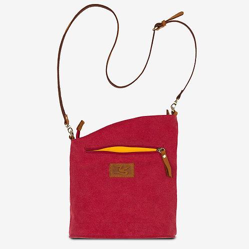 Robin shoulder bag (red)