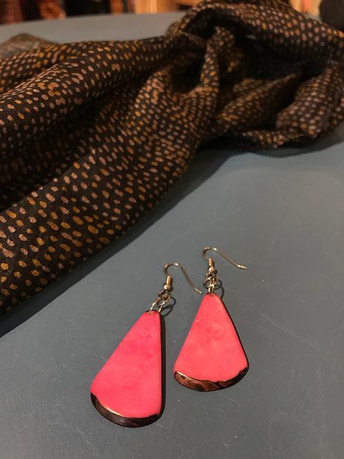 Green Age earrings