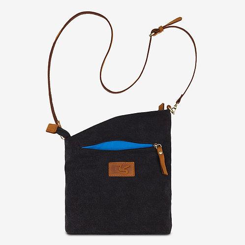 Robin shoulder bag (black)