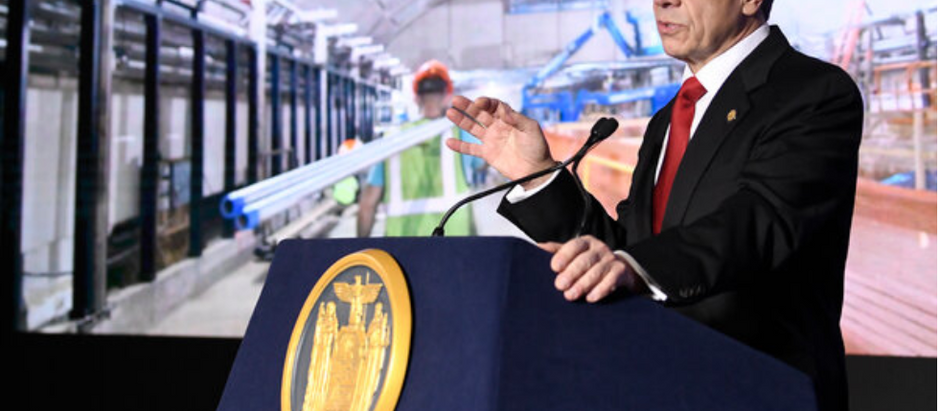 Cuomo's Vision for 2021