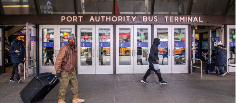 Bus Terminal Plan: A Plan to Rebuild the Bus Terminal Everyone Loves to Hate
