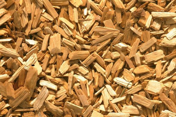 Astilla de madera