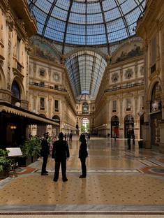Galleria Vittorio Emanuele II+