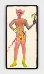 Alessandro Pessoli / Anton Kern Gallery