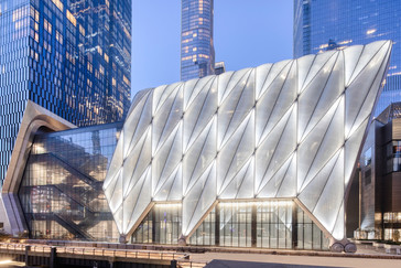 The Shed' Bloomberg Building