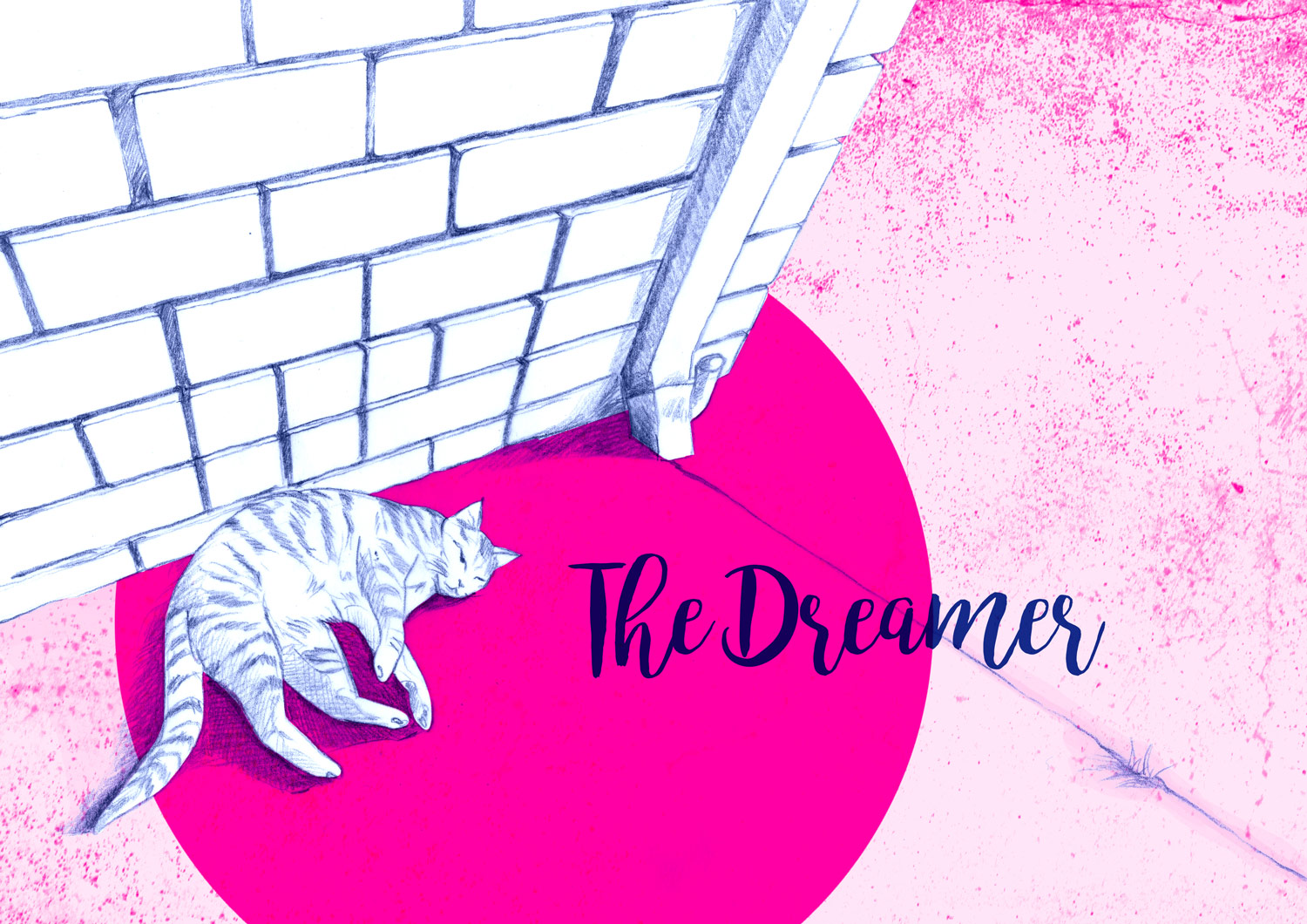 The dreamer illustration