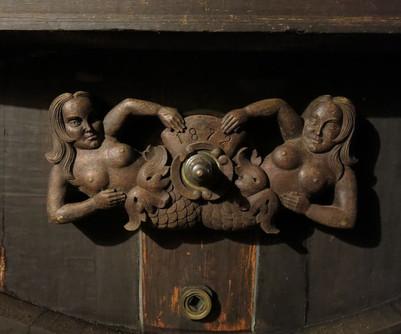 Dans la cave de Guillaume Mochel...