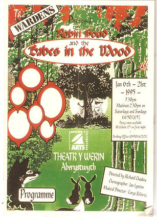Robin hood and the babes in the wood 95.
