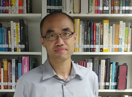 """Article by Kwong Yuk Fai in """"Future Trends"""" Diploma Course"""