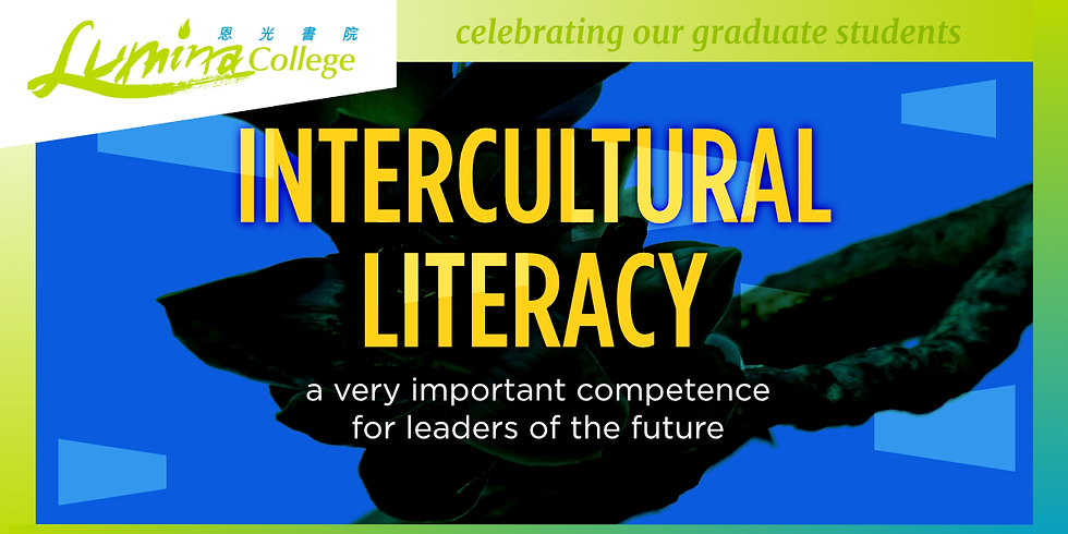 Intercultural Literacy: A Very Important Competence for Leaders of the Future