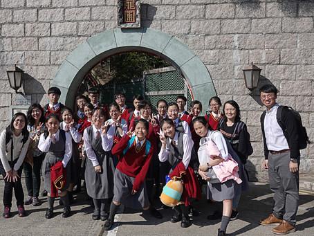 新生命教育協會呂郭碧鳳中學祝賀恩光書院成立五周年