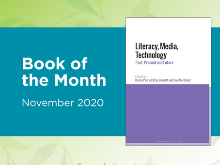 Book of the Month: Literacy, Media, Technology