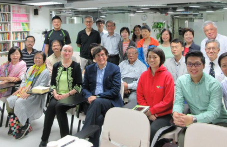 《基督日報》創恩光書院推新突破運動? 梁永泰專訪:未來教育活化香港