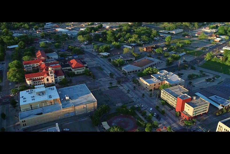 DOWNTOWN LONGVIEW, TX