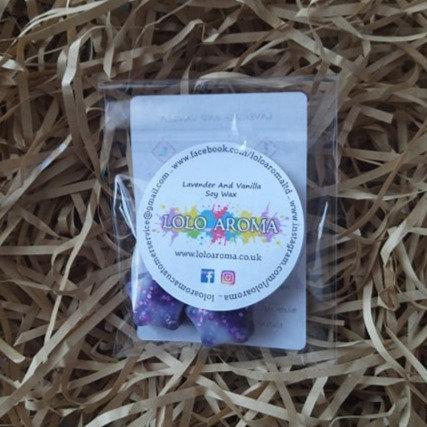 Lavender And Vanilla - Sample