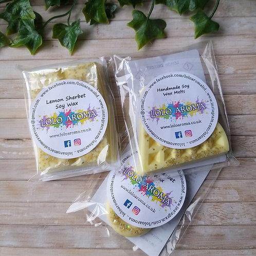 Lemon Sherbet