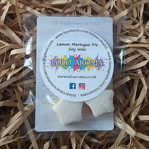 Lemon Meringue Pie - Sample