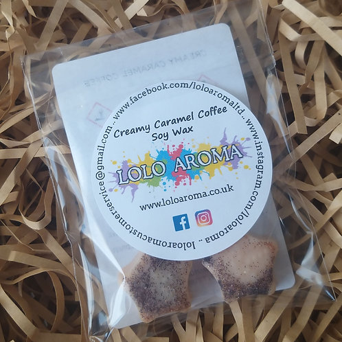 Creamy Caramel Coffee - Sample