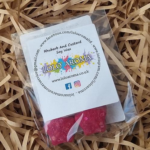 Rhubarb And Custard - Sample