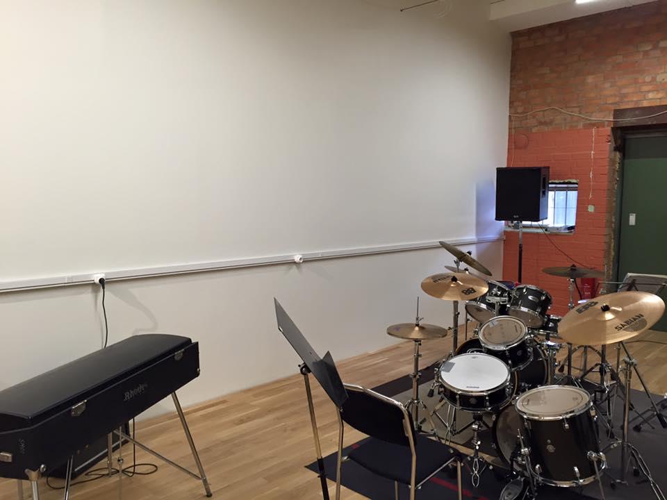 Muziekschool Zweden