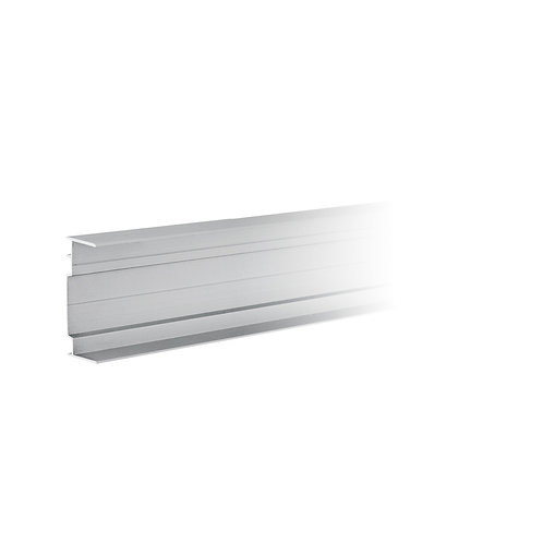 Aluminium C-opbouwprofiel / Profilé en C aluminium