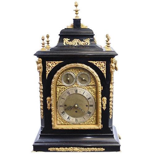 Victorian Bracket Clock, circa 1880